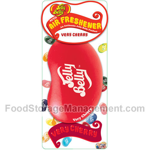 jelly belly auto air freshener 810822010657 food. Black Bedroom Furniture Sets. Home Design Ideas
