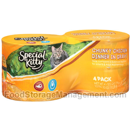 cf404d50f Special Kitty Chunky Chicken D 002000001513 :: Food Storage Management